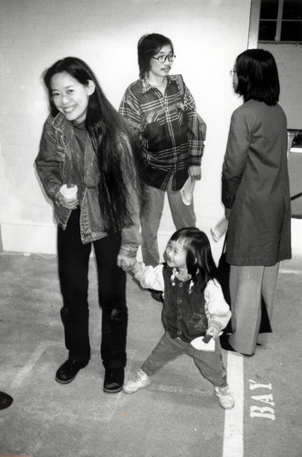 Three Visitors to Oil Street