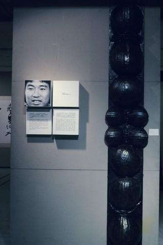 Basket Sculpture (Exhibition View)