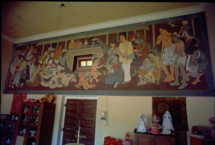 Mural for Kalabhavan of Banasrthali Vidyapith