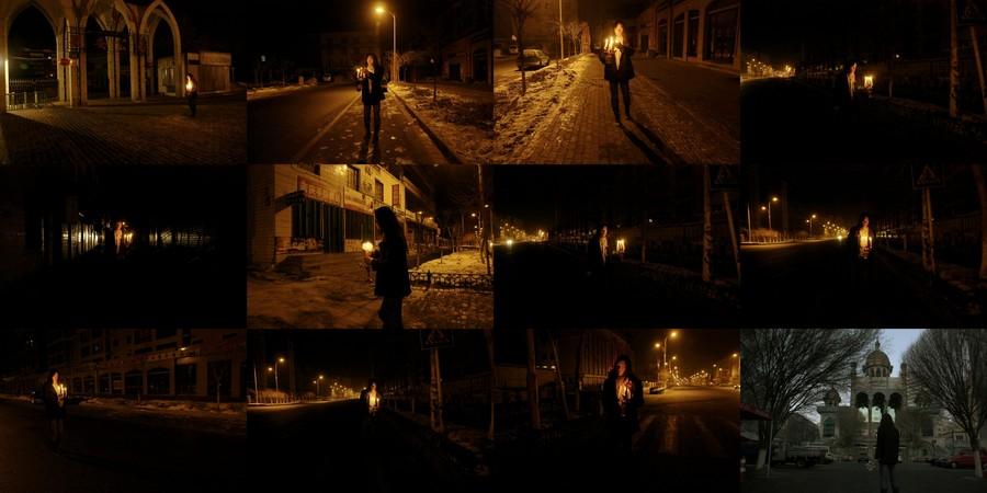 Walking Night