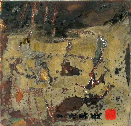 A Lacquer Work by Bui Huu Hung
