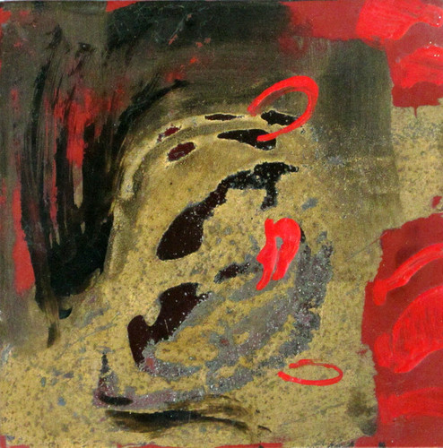 A Lacquer Work by Le Hong Thai