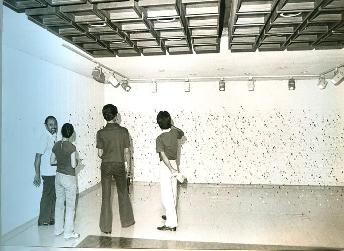 An Installation Presented at A Decade of Developmental Art