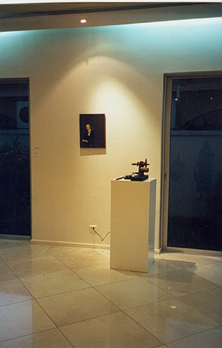 Installation Presented at 9 Objects: A Tribute To Marcel Duchamp