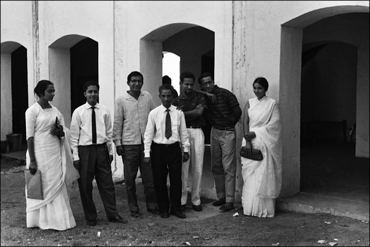 Group Photograph of Artists