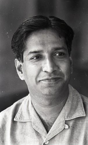 Portrait of K.G. Subramanyan