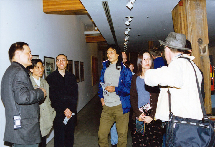 Jiangnan: Modern and Contemporary Art from South of the Yangzi River (Exhibition Opening)
