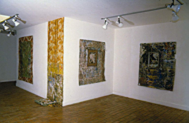 Works Presented at Mixed Media