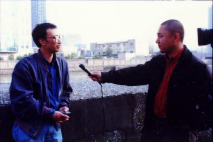 Feng Boyi in an Interview