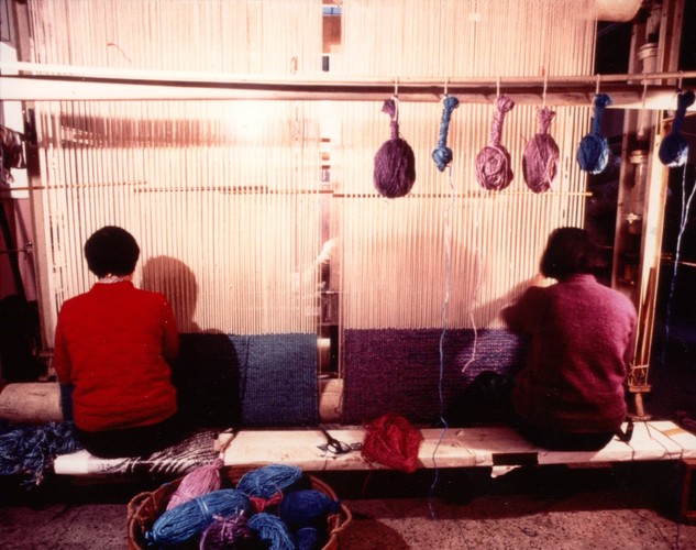 Tapestry Studio in 1986