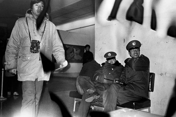 Sample 18 · China Avant-Garde