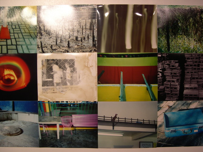 Photographs by Various Artists in Under Construction