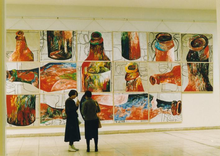Yang Keqin's Exhibition View