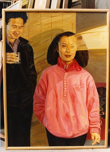 Work by Liu Xiaodong