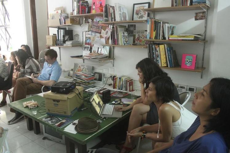 Claudia Del Fierro: Artist Talk