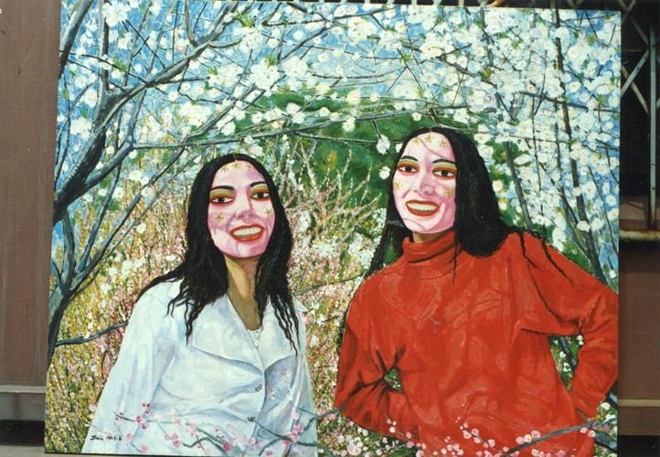 Work by Feng Jiali