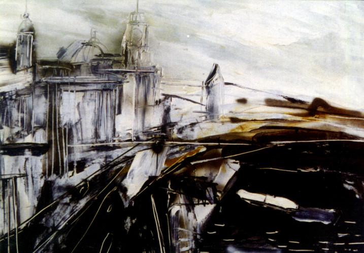Work by Liu Fengzhi