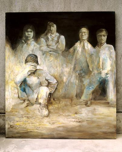 Work by Shen Xiaotong