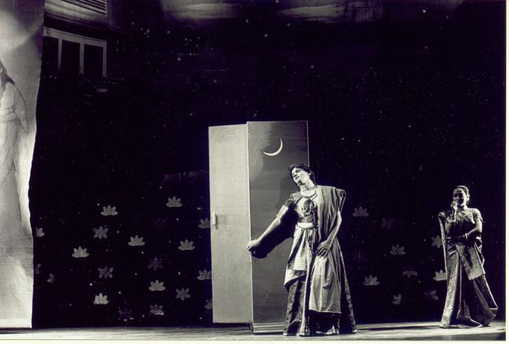Photographs of Sundari: An Actor Prepares