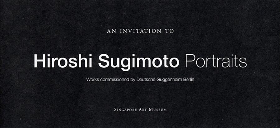 Hiroshi Sugimoto Portraits