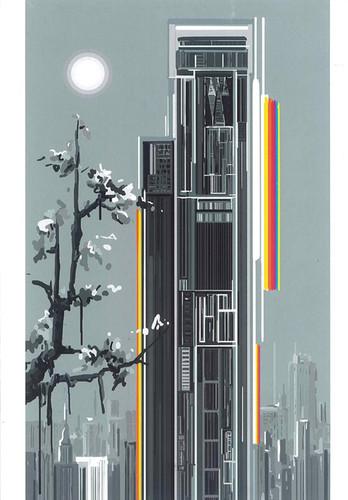 Purple Air: New Works by Liu Wei