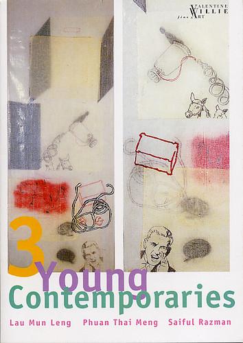 3 Young Contemporaries 2004