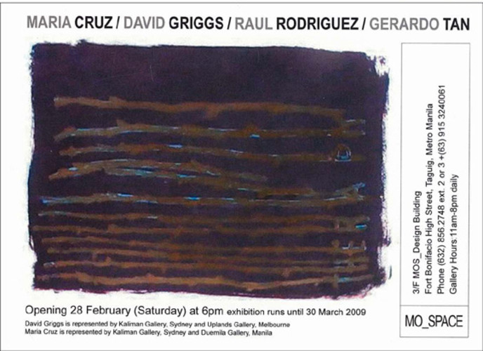 Maria Cruz, David Griggs, Raul Rodriguez, Gerardo Tan