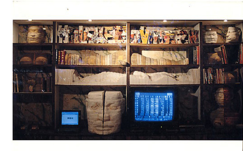 Landscape on the Shelf - Exhibit by Chen Long-bin