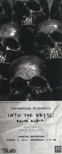 Constantino Zicarelli: Into the Abyss: White Album