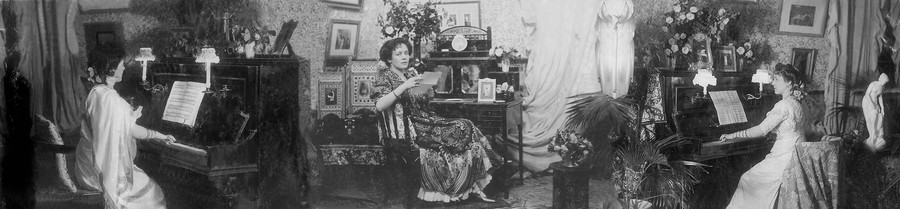Indira's Piano (Video stills)